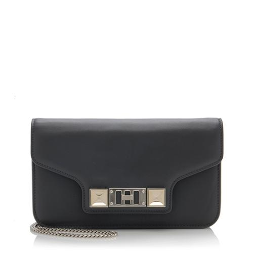 Proenza Schouler Leather PS11 Wallet On Chain Bag