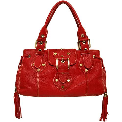 Rafe New York Bedford Sienna Medium Satchel Handbag