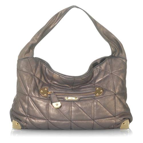Rafe New York Norfolk Blake Large Hobo Handbag