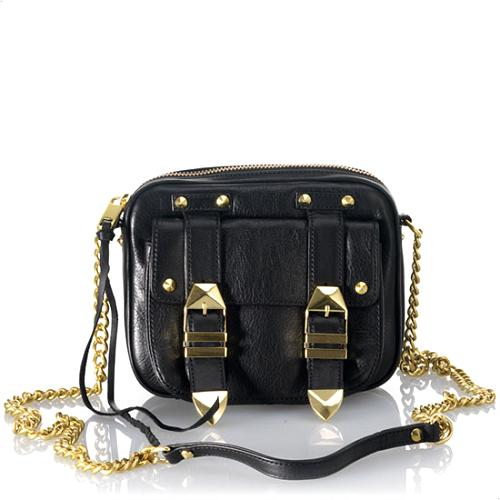 BK RM 5.19.11 Rebecca Minkoff Boyfriend Crossbody Handbag - FINAL SALE