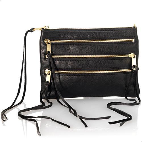 Rebecca Minkoff 3 Zip Rocker Handbag