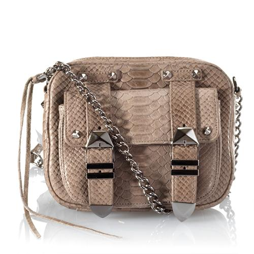 Rebecca Minkoff Boyfriend Crossbody Shoulder Handbag
