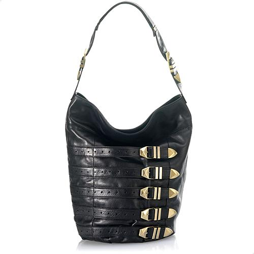 Rebecca Minkoff Main Squeeze Multi Buckle Hobo