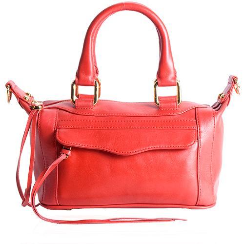 Rebecca Minkoff Mini Mini Morning After Satchel Handbag