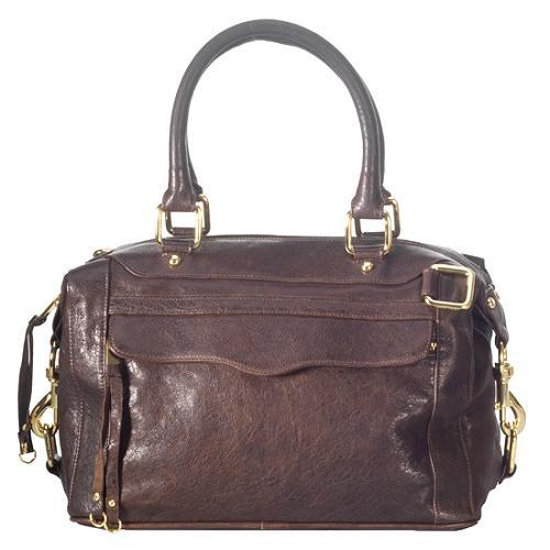 Rebecca Minkoff Morning After Mini Satchel Handbag