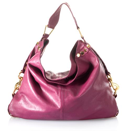 Rebecca Minkoff Stud Niki Hobo Handbag