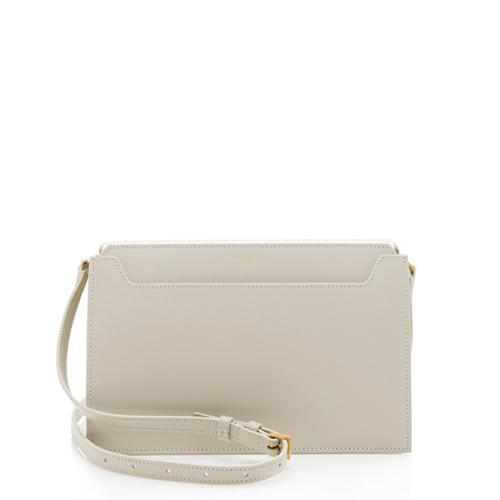 Saint Laurent Calfskin Catherine Shoulder Bag