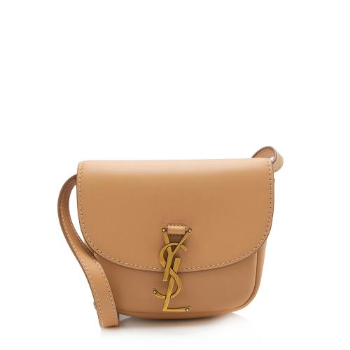Saint Laurent Calfskin Kaia Mini Shoulder Bag