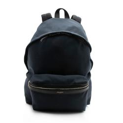 Saint Laurent Canvas City Backpack - FINAL SALE