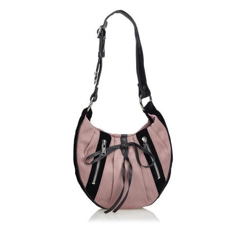 Saint Laurent Fabric Shoulder Bag