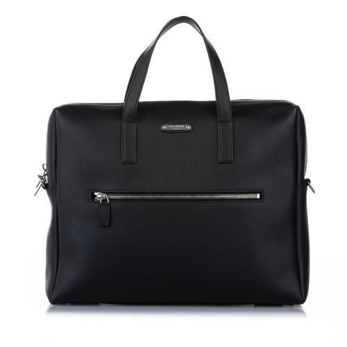 Saint Laurent Leather Business Bag