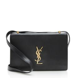 Saint Laurent Leather Dylan Small Shoulder Bag