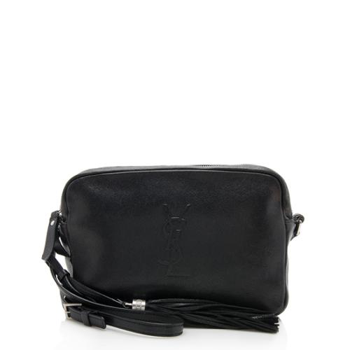 Saint Laurent Leather Lou Camera Bag
