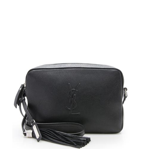 Saint Laurent Leather Lou Camera Bag