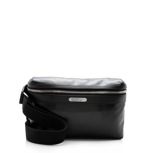 Saint Laurent Leather Marsupio Belt Bag