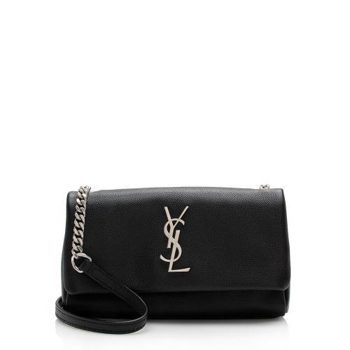Saint Laurent Leather West Hollywood Flap Bag