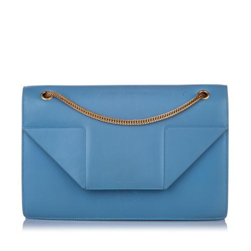 Saint Laurent Medium Betty Leather Shoulder Bag