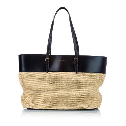 Saint Laurent Medium Boucle Shopping Bag