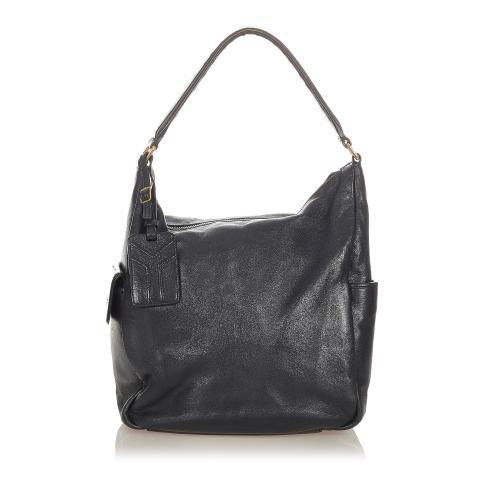 Saint Laurent Multy Leather Shoulder Bag