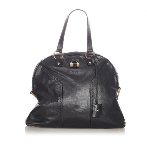 Saint Laurent Muse Leather Handbag