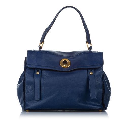 Saint Laurent Muse Two Leather Shoulder Bag