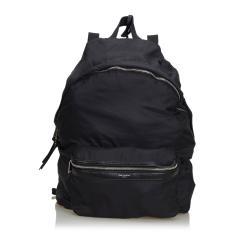 Saint Laurent Nylon Foldable Backpack