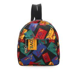 Saint Laurent Printed Love Nylon Backpack