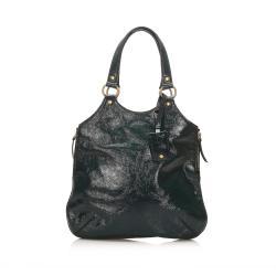 Saint Laurent Sac Metropolis Leather Tote Bag