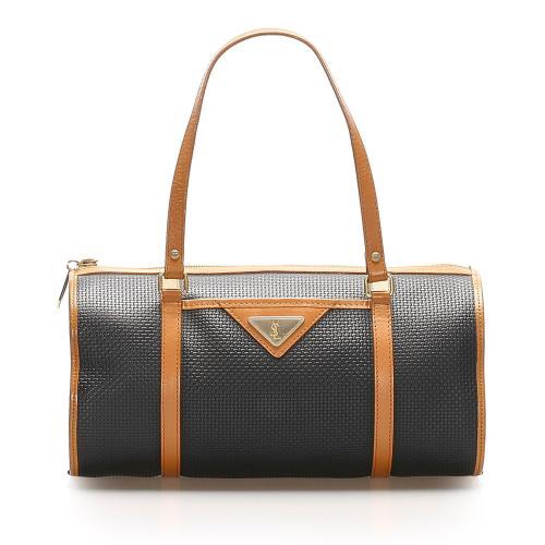 Saint Laurent Weave Handbag