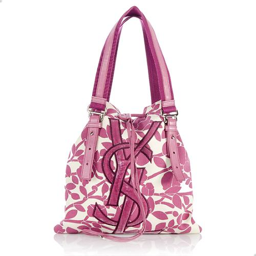 5b064860a43 Yves-Saint-Laurent-Canvas-Floral-Kahala -Drawstring-Small-Tote_62250_front_large_1.jpg