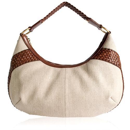 Yves Saint Laurent Hobo Handbag