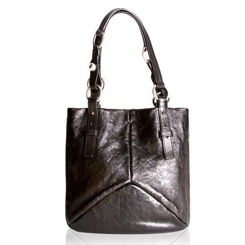 Yves Saint Laurent Leather Tote
