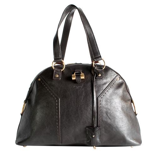 Yves Saint Laurent Muse Large Satchel Handbag