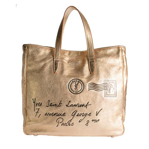 4154724bc318 Yves Saint Laurent  Y-Mail  Tote