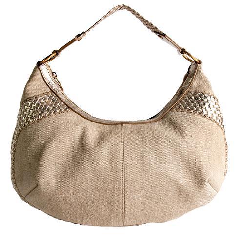 Yves Saint Laurent Yris Hobo Handbag