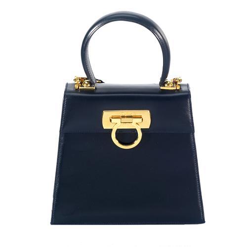 Salvatore Ferragamo Katia Small Satchel Handbag