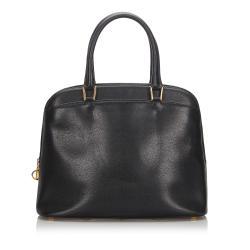 Salvatore Ferragamo Leather Satchel