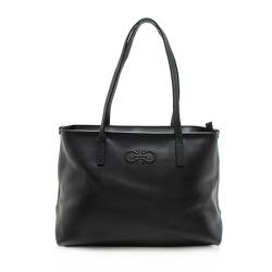Salvatore Ferragamo Leather Tote - FINAL SALE