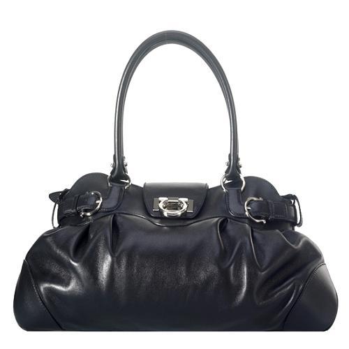 Salvatore Ferragamo Marisa Satchel Handbag