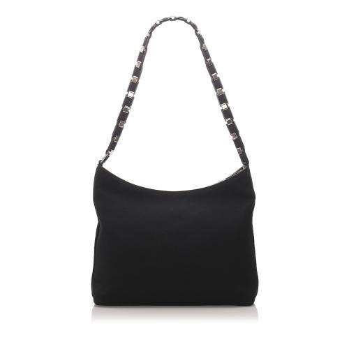 Salvatore Ferragamo Vintage Nylon Shoulder Bag