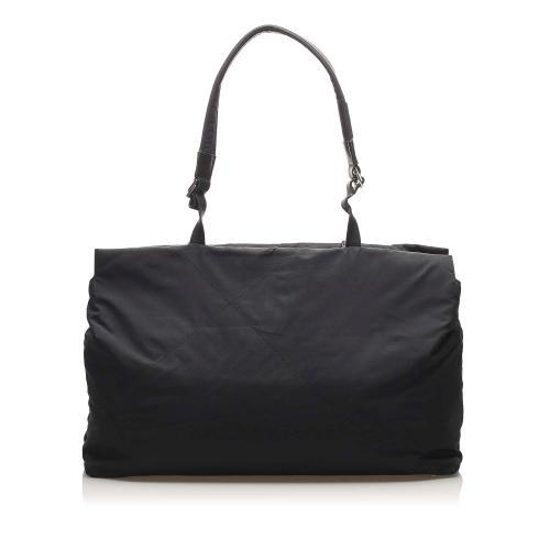 Salvatore Ferragamo Nylon Tote Bag