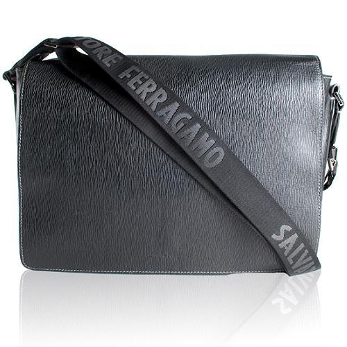 Salvatore Ferragamo Revival Messenger Bag