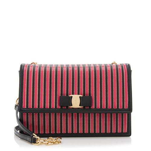 7a37d6fab4c5 Salvatore-Ferragamo-Striped-Ginny-Shoulder-Bag 89657 front large 0.jpg