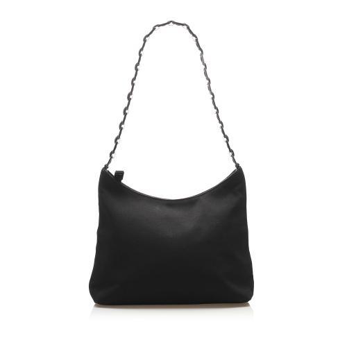 Salvatore Ferragamo Vara Nylon Shoulder Bag