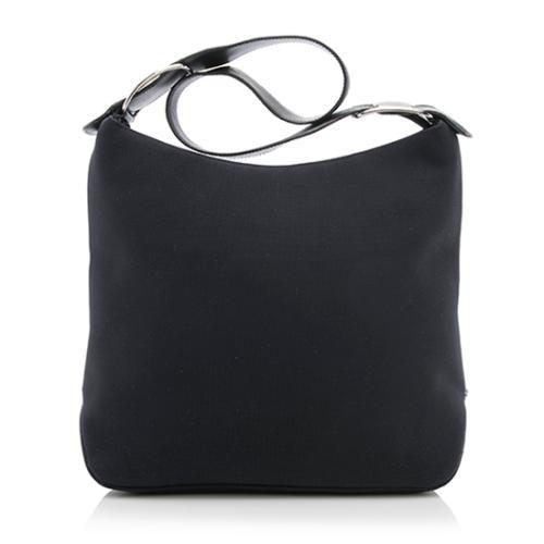 Salvatore-Ferragamo-Vintage-Canvas-Shoulder-Bag --FINAL-SALE 81503 front large 0.jpg 1610ddcccba59