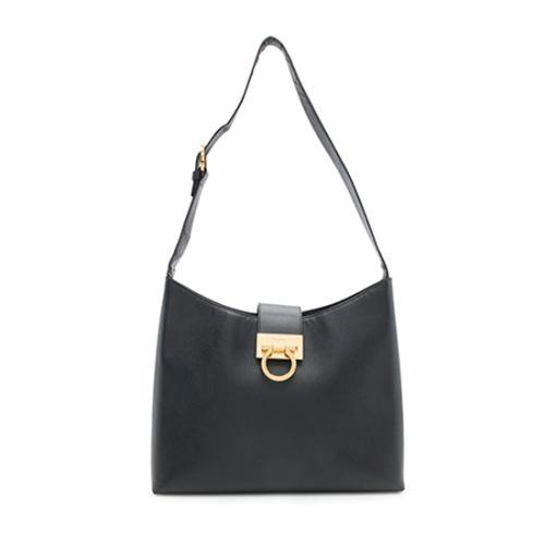 c7dec62db011 Salvatore-Ferragamo-Vintage-Leather-Shoulder-Bag --FINAL-SALE 98753 front large 0.jpg