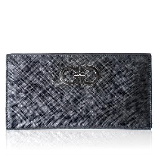 Salvatore Ferragamo Vitello Leather Wallet