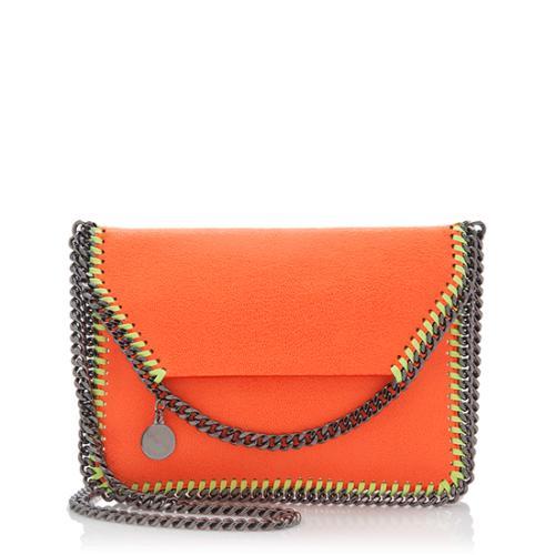 Stella McCartney Shaggy Deer Falabella Mini Crossbody Bag- FINAL ... 2a1882e0930c3