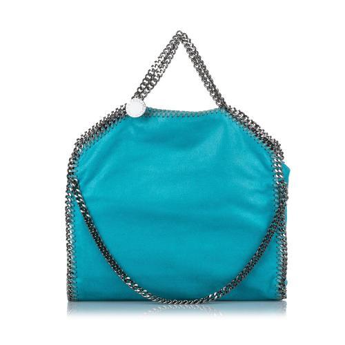 Stella McCartney Falabella Fold-Over Tote Bag