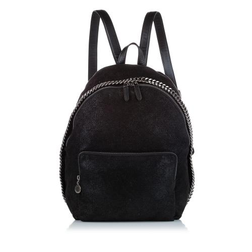 Stella McCartney Falabella Shaggy Deer Backpack